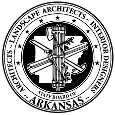 Arkansas State license interior designer