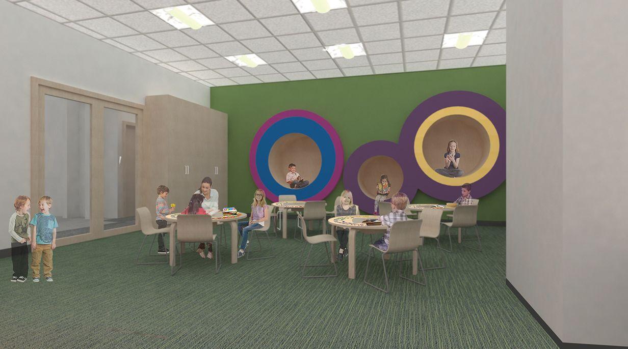 Farmington_Public_Library_Childrens_Area_Greenbird_Design